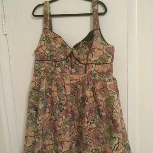 Dresses & Skirts - Vintage style butterfly dress